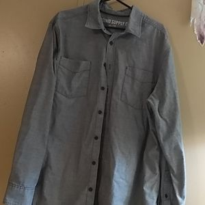 Guys nice button up shirt
